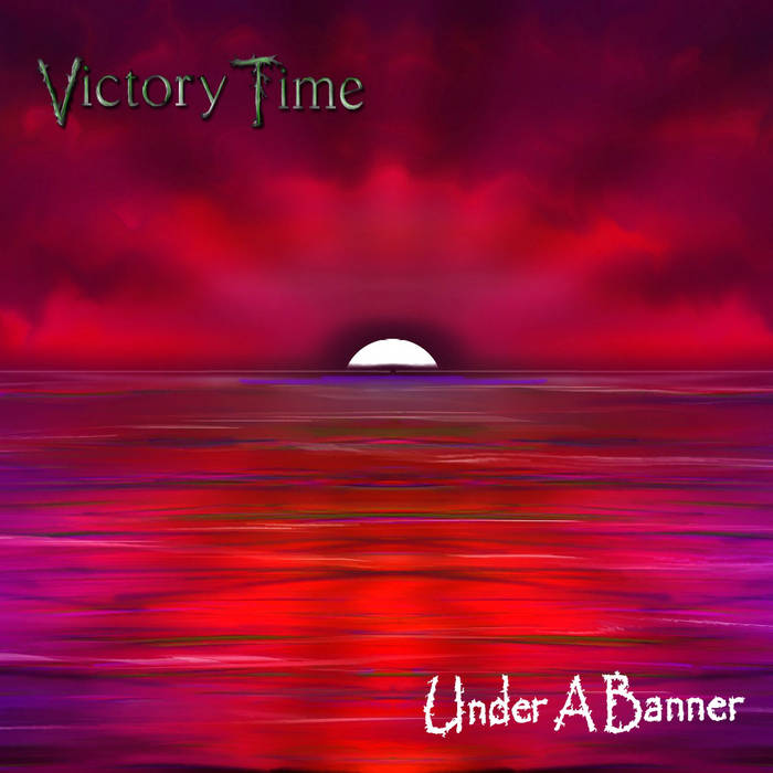Victory Time EP cover art