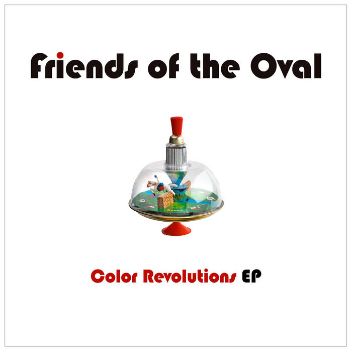 Color Revolutions EP cover art