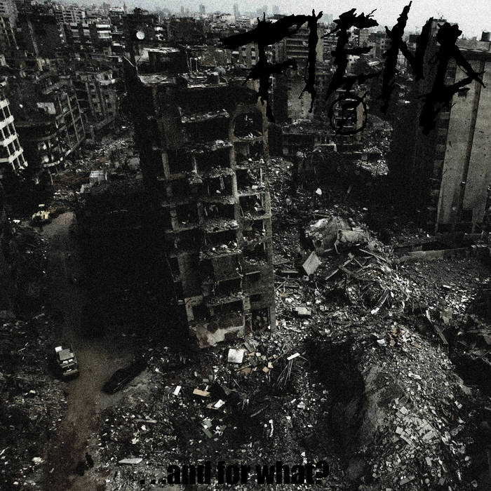 """Split 7"""" w/ Endless Demise cover art"""