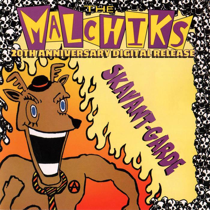 Malchiks Digital Album Re-Release