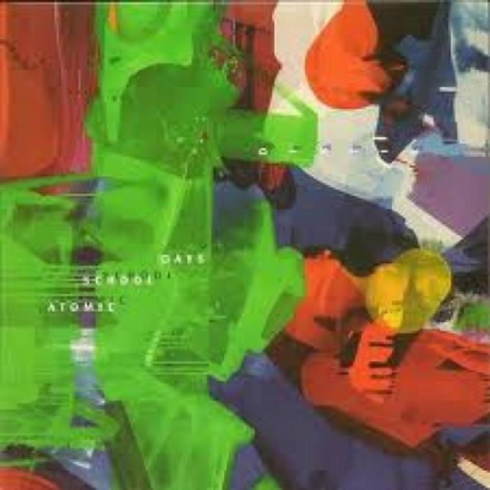 Distil cover art