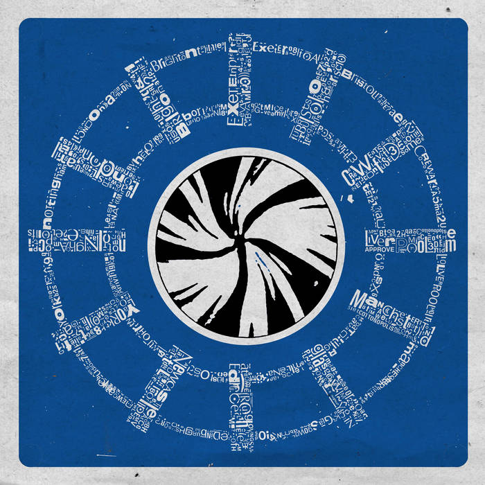 MISCII - Twelve Stations cover art