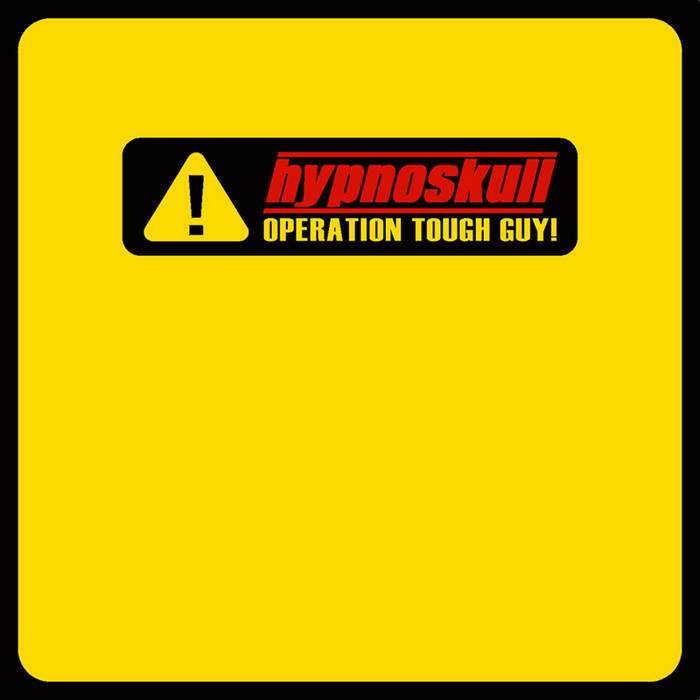 operation tough guy! cover art