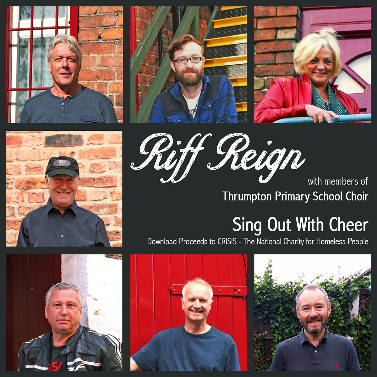 Sing Out With Cheer by Riff Reign