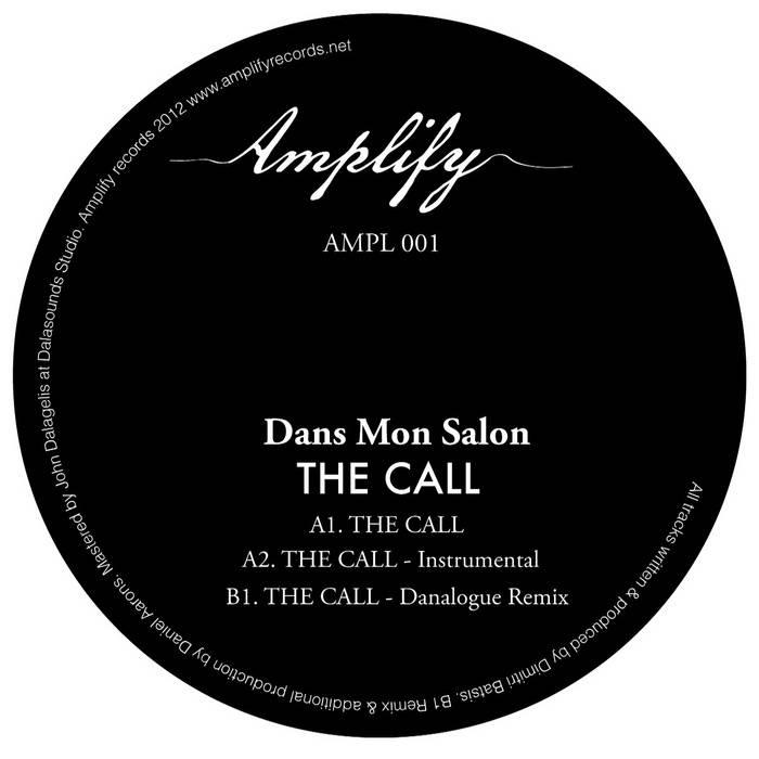 Dans Mon Salon - The Call cover art