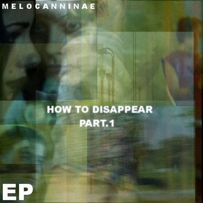 How To Disappear Part.1 EP cover art