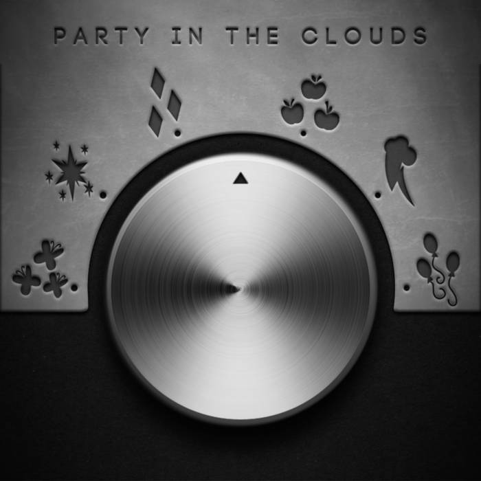 Party in the Clouds cover art