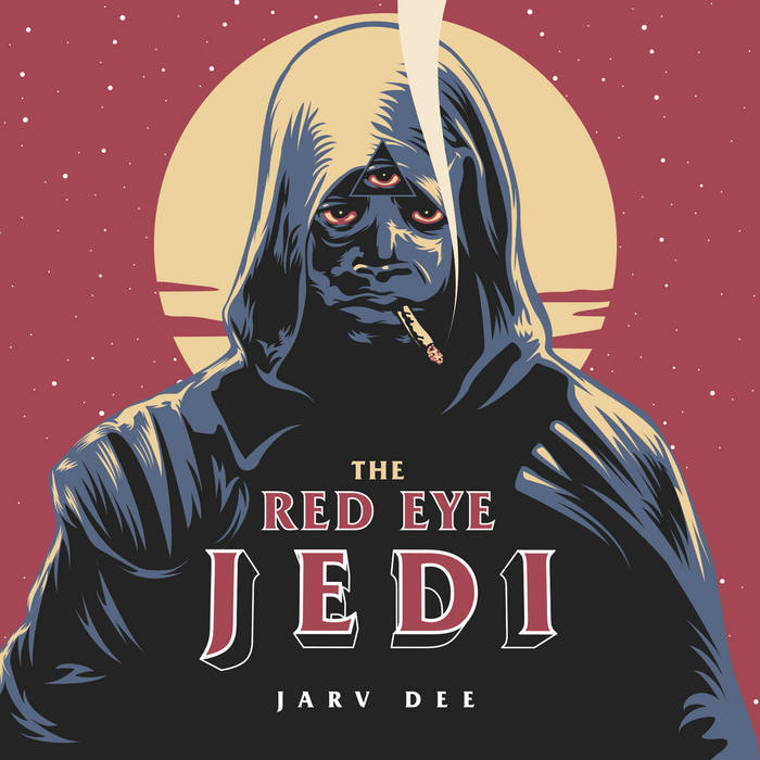 THE RED EYE JEDI cover art