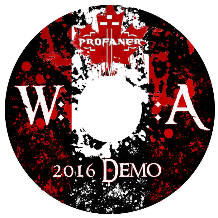 Prophetic Nightmare (2016 W:O:A Demo Mix) cover art