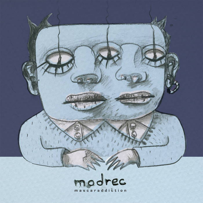 Mascaraddiction cover art