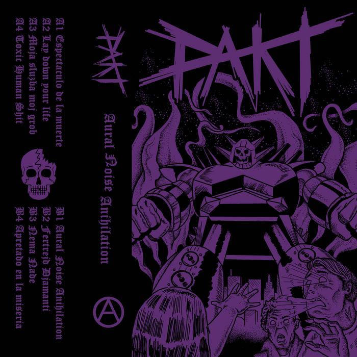 Aural Noise Annihilation cover art