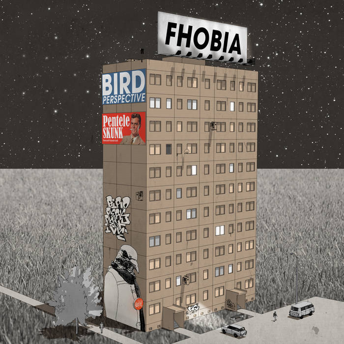 Bird Perspective LP cover art