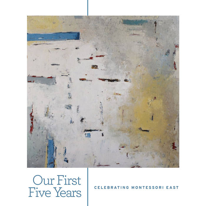 Our First Five Years cover art