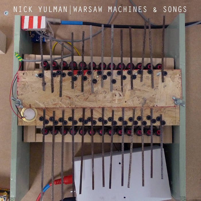 Warsaw Machines & Songs cover art