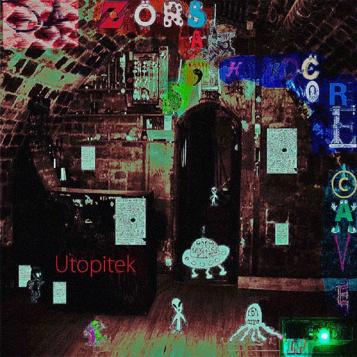 Da Zorba's hardcore cave invasion Ep cover art