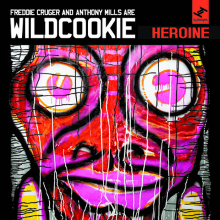 Heroine cover art