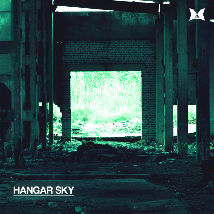 Hangar sky cover art