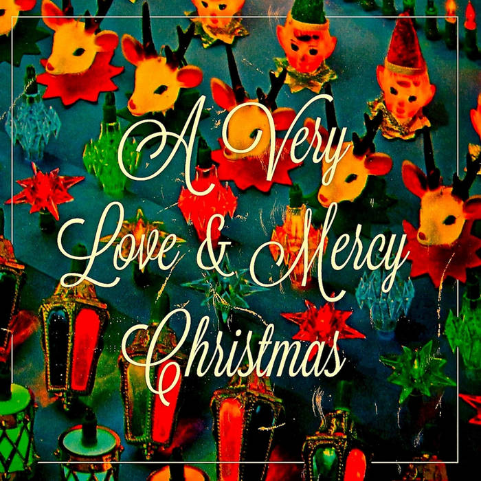 A Very Love and Mercy Christmas cover art