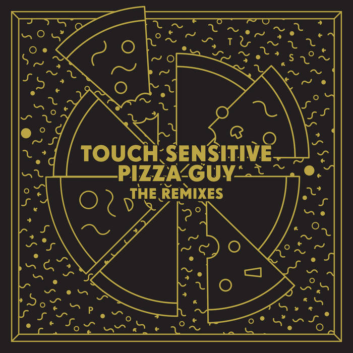 Pizza Guy (Remixes) cover art