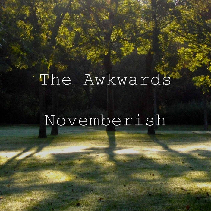 Novemberish cover art