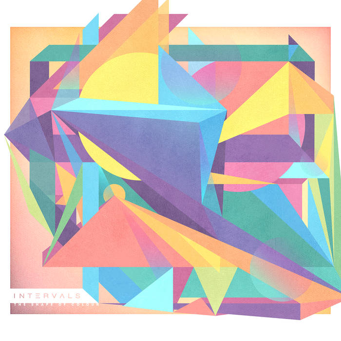The Shape of Colour cover art