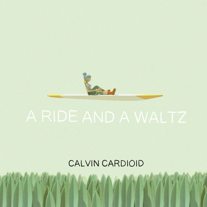 A Ride and a Waltz cover art