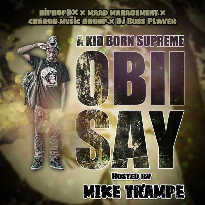 A Kid Born Supreme cover art