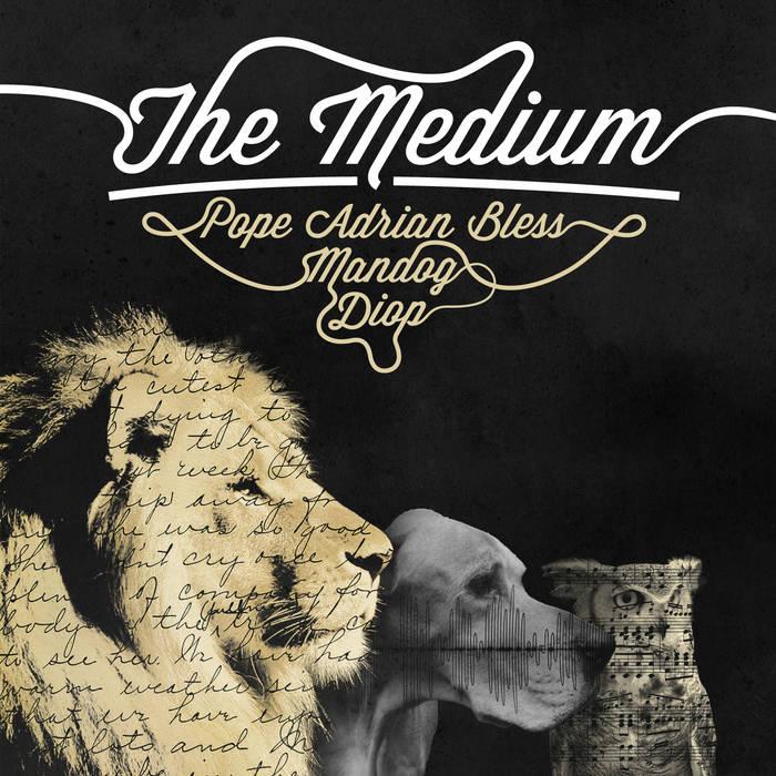 The Medium cover art