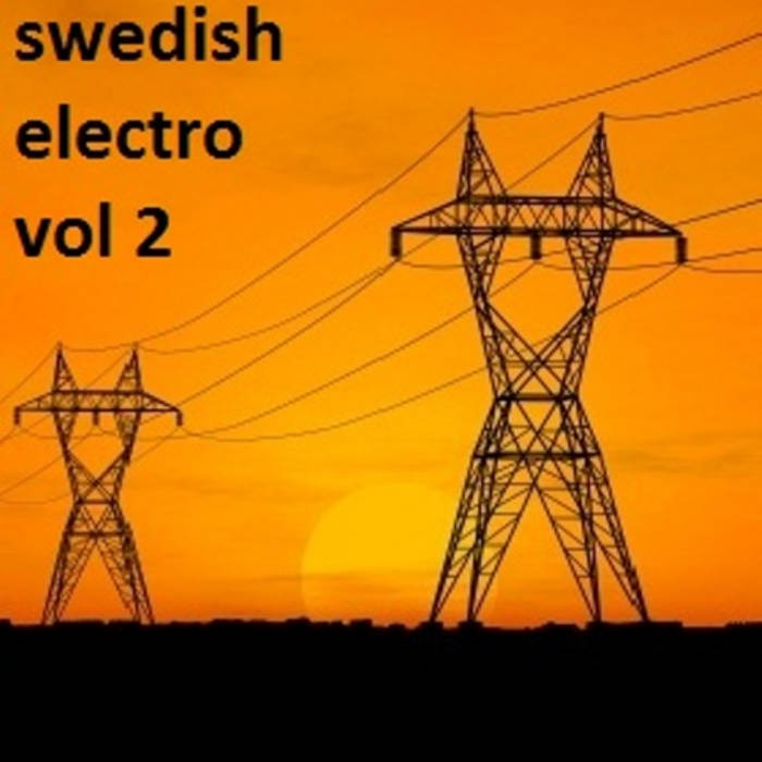 'swedish electro vol 2' cover art