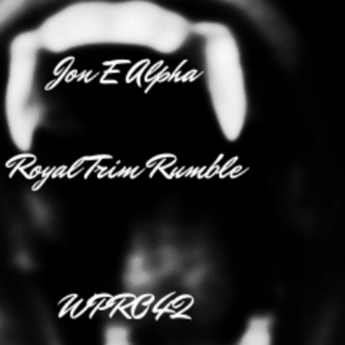Royal Trim Rumble WPR042 cover art