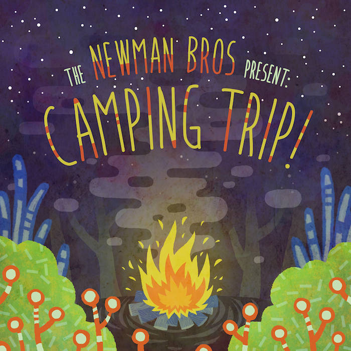 Camping Trip! cover art