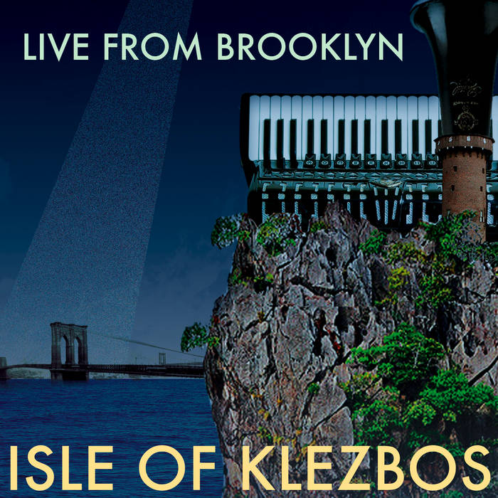 Live From Brooklyn cover art