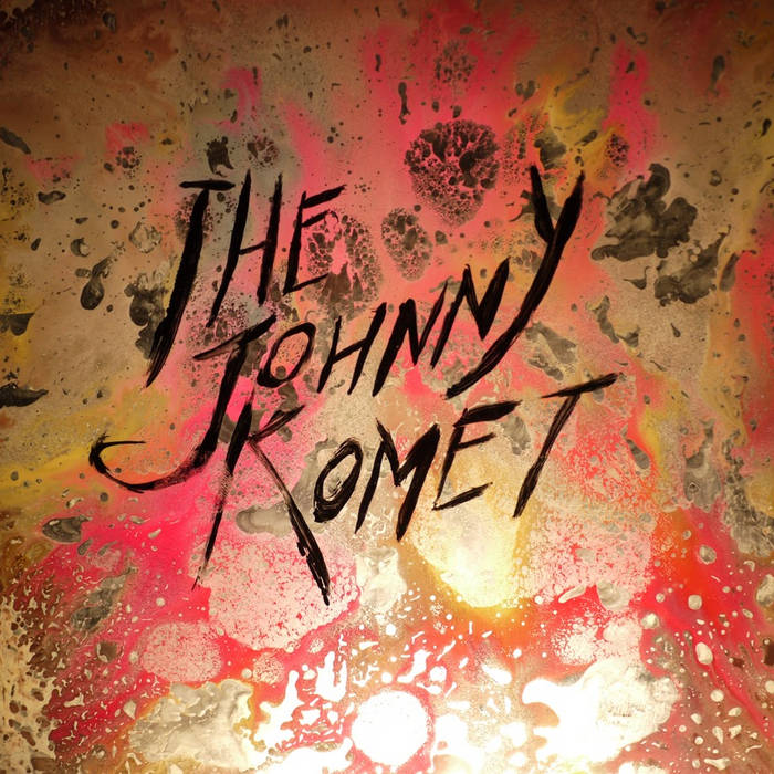 The Johnny Komet cover art