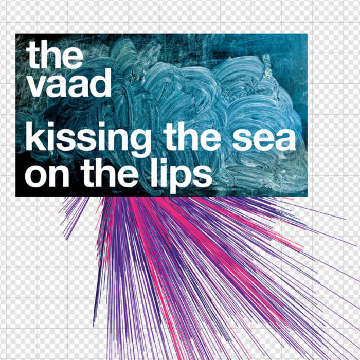 Kissing the Sea on the Lips cover art