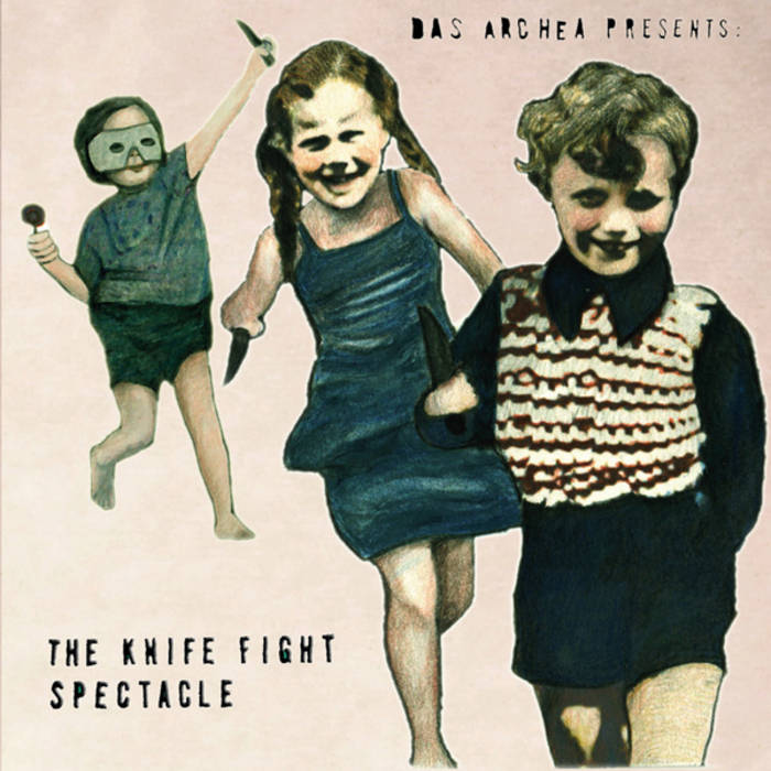 The Knife Fight Spectacle cover art
