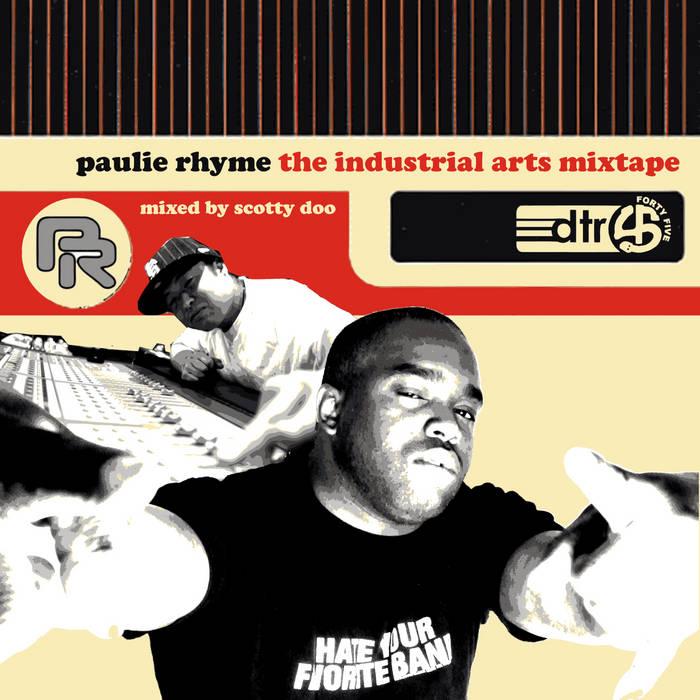 Industrial Arts Mixtape cover art