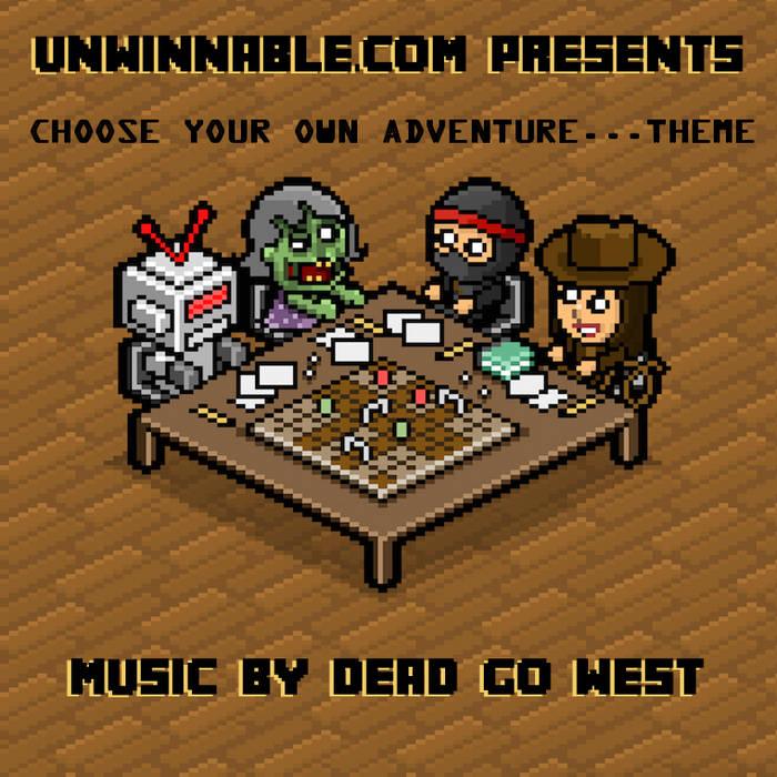Unwinnable.com Presents: Choose Your Own Adventure Theme cover art