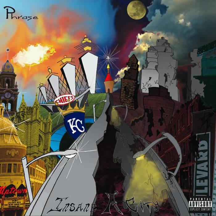 Insane~A~City cover art