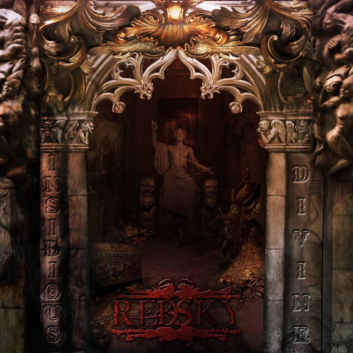 Insidious Divine cover art
