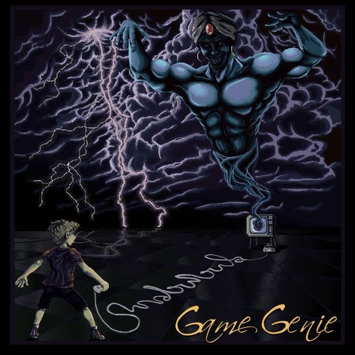 Game Genie cover art