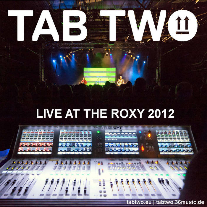 Live at the Roxy cover art