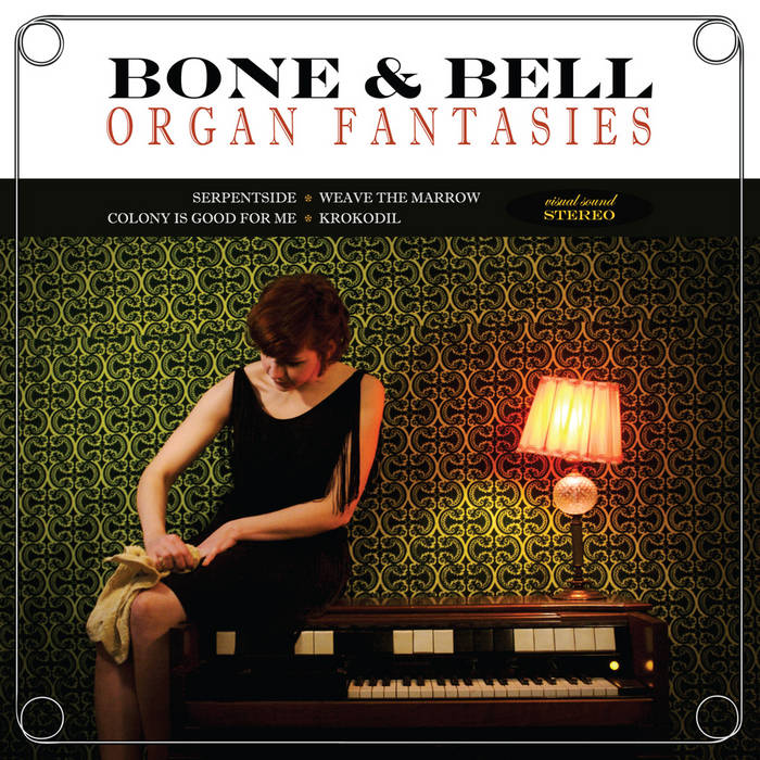 Organ Fantasies cover art