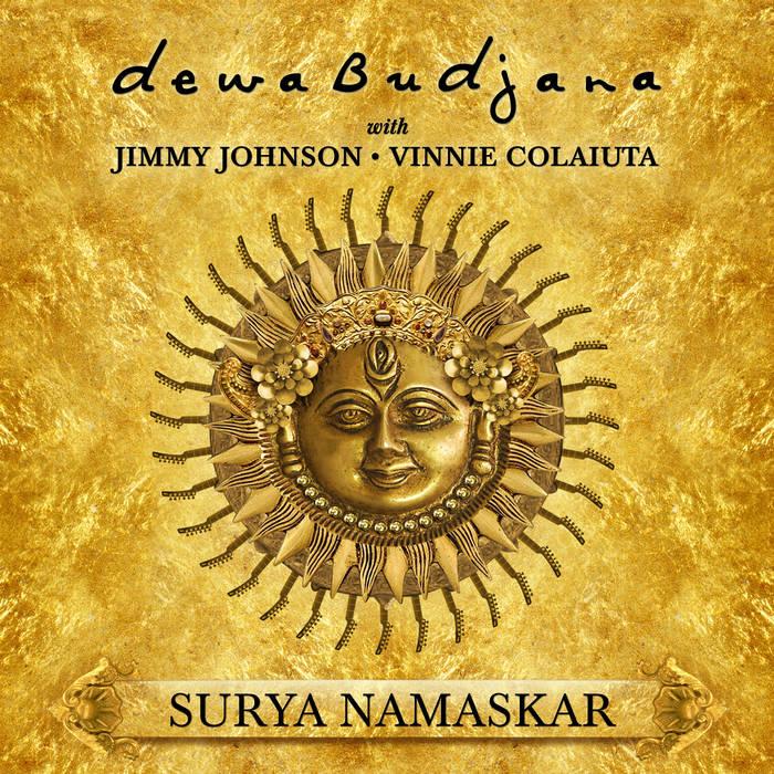 Surya Namaskar (24/96kHz) cover art