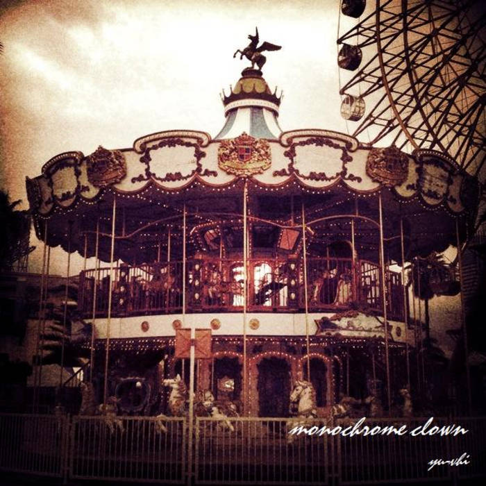 Monochrome Clown cover art