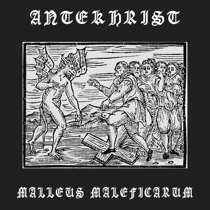 Malleus Maleficarum cover art