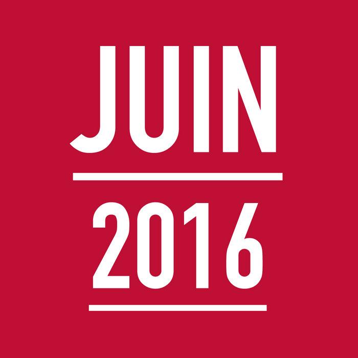 JUIN 2016 cover art