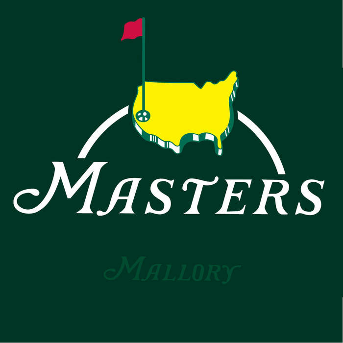 Masters cover art