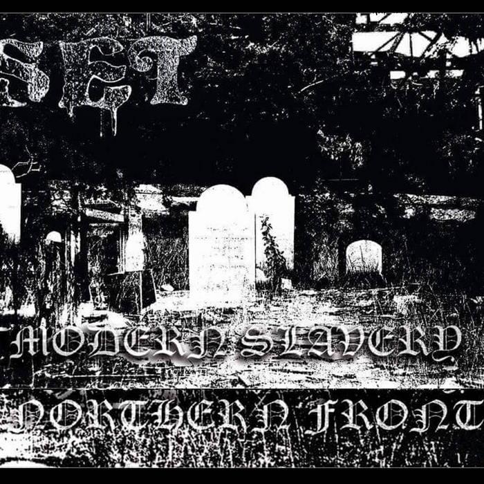 Modern Slavery ep cover art