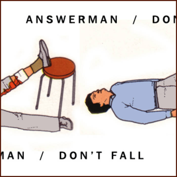 Don't Fall EP cover art