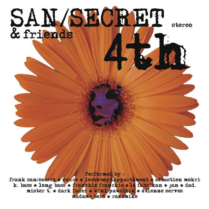 San/Secret 4th & Friends cover art